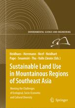 Sustainable Land Use in Mountainous Regions of Southeast Asia