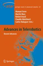 Advances in Telerobotics