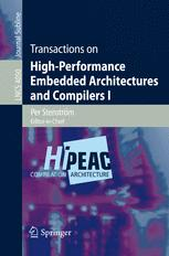 Transactions on High-Performance Embedded Architectures and Compilers I