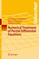 Numerical Treatment of Partial Differential Equations