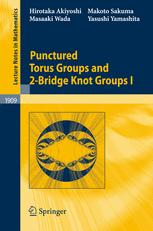 Punctured Torus Groups and 2-Bridge Knot Groups (I)