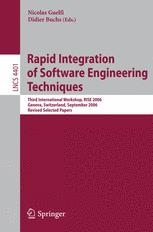 Rapid Integration of Software Engineering Techniques