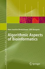 Algorithmic Aspects of Bioinformatics