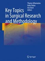 Key Topics in Surgical Research and Methodology