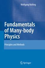Fundamentals of Many-body Physics