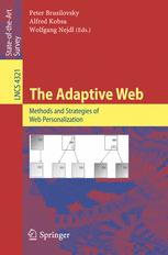 The Adaptive Web