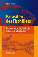 Parasiten des Fischfilets