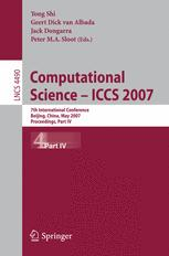 Computational Science – ICCS 2007