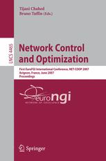 Network Control and Optimization
