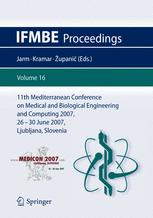 11th Mediterranean Conference on Medical and Biomedical Engineering and Computing 2007