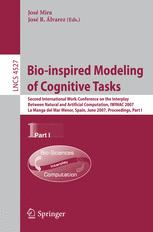 Bio-inspired Modeling of Cognitive Tasks