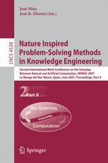 Nature Inspired Problem-Solving Methods in Knowledge Engineering