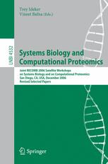 Systems Biology and Computational Proteomics