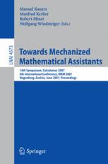 Towards Mechanized Mathematical Assistants