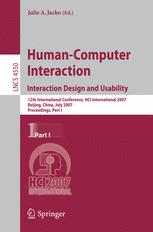 Human-Computer Interaction. Interaction Design and Usability