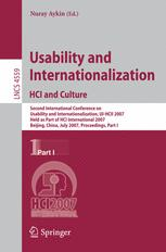Usability and Internationalization. HCI and Culture