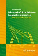 Wissenschaftliche Arbeiten typografisch gestalten