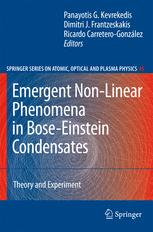 Emergent Nonlinear Phenomena in Bose-Einstein Condensates