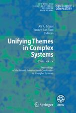 Unifying Themes in Complex Systems IV