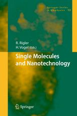Single Molecules and Nanotechnology