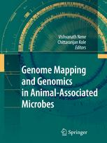 Genome Mapping and Genomics in Animal-Associated Microbes