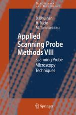 Applied Scanning Probe Methods VIII