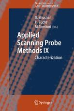 Applied Scanning Probe Methods IX