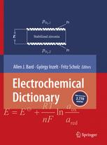 Electrochemical Dictionary