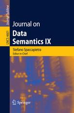 Journal on Data Semantics IX