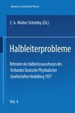 Halbleiterprobleme
