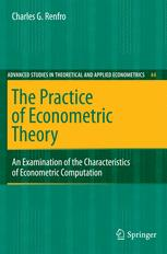 The Practice of Econometric Theory