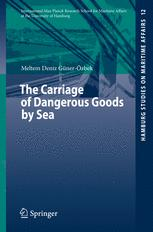 The Carriage of Dangerous Goods by Sea
