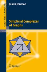 Simplicial Complexes of Graphs