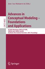 Advances in Conceptual Modeling – Foundations and Applications