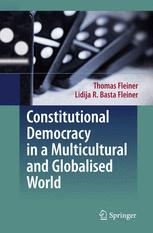 Constitutional Democracy in a Multicultural and Globalised World