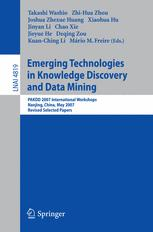 Emerging Technologies in Knowledge Discovery and Data Mining