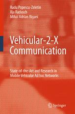 Vehicular-2-X Communication
