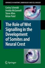 The Role of Wnt Signalling in the Development of Somites and Neural Crest