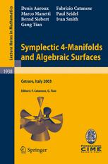 Symplectic 4-Manifolds and Algebraic Surfaces