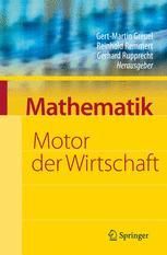 Mathematik – Motor der Wirtschaft