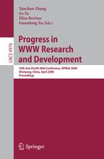 Progress in WWW Research and Development