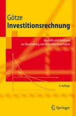 Investitionsrechnung