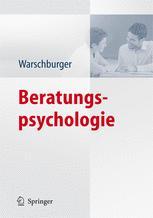 Beratungspsychologie