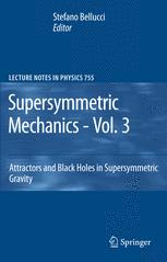 Supersymmetric Mechanics - Vol. 3