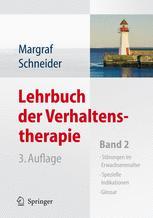 Lehrbuch der Verhaltenstherapie