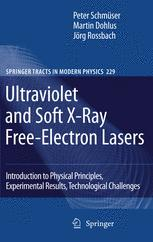 Ultraviolet and Soft X-Ray Free-Electron Lasers