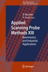Applied Scanning Probe Methods XIII