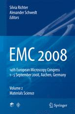 EMC 2008 14th European Microscopy Congress 1–5 September 2008, Aachen, Germany