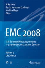 EMC 2008 14th European Microscopy Congress 1–5 September 2008, Aachen, Germany