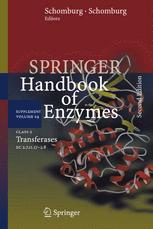 Springer Handbook of Enzymes